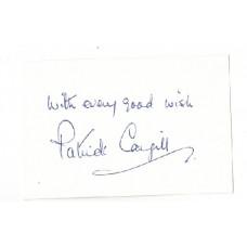 Patrick Cargill