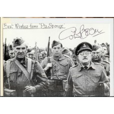 Dads Army - Colin Bean