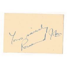 Rosamund John